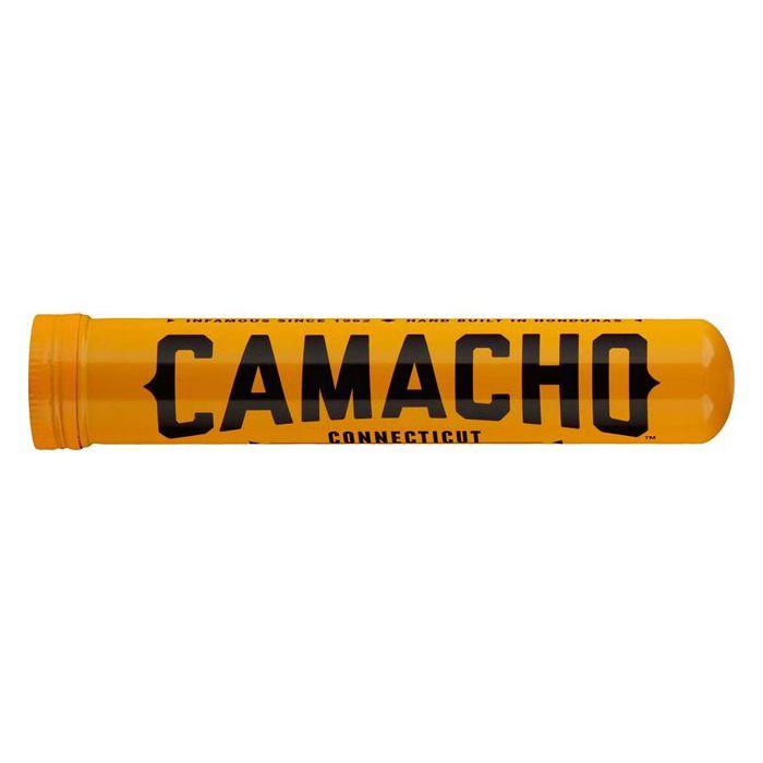 Camacho Conneticut Robusto Tubo-10er