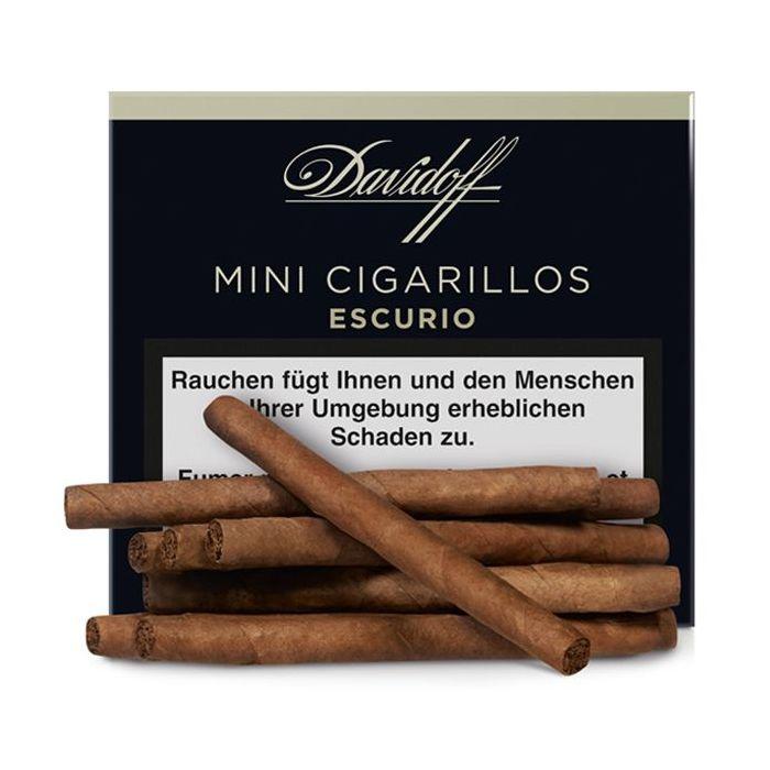 Davidoff Mini Cigarillos Escurio-20er