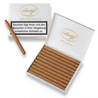 Davidoff Mini Cigarillos Gold-20er