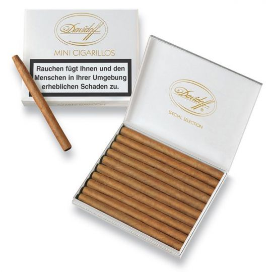 Davidoff Mini Cigarillos Gold-10er