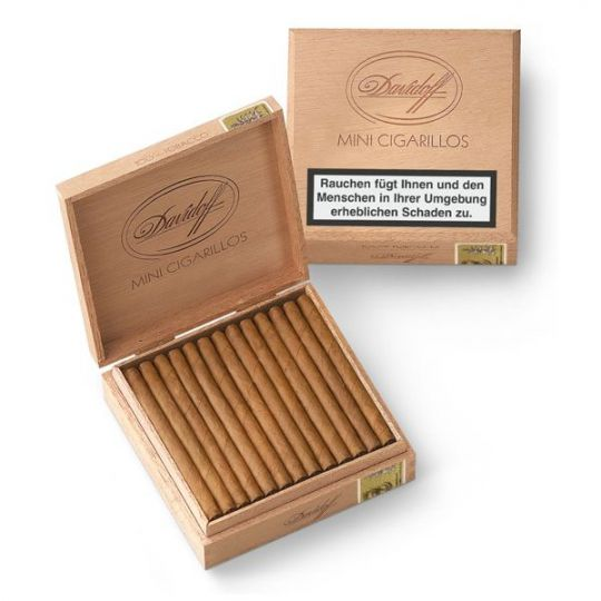 Davidoff Mini Cigarillos Gold-50er