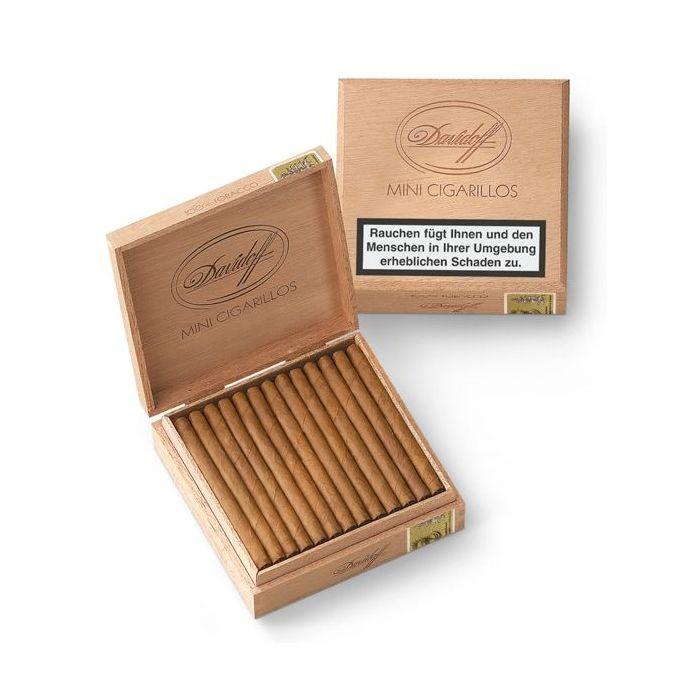 Davidoff Mini Cigarillos Gold-50er