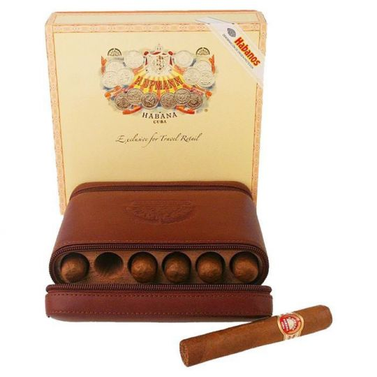H. Upmann Robusto 6 Travel Humidor