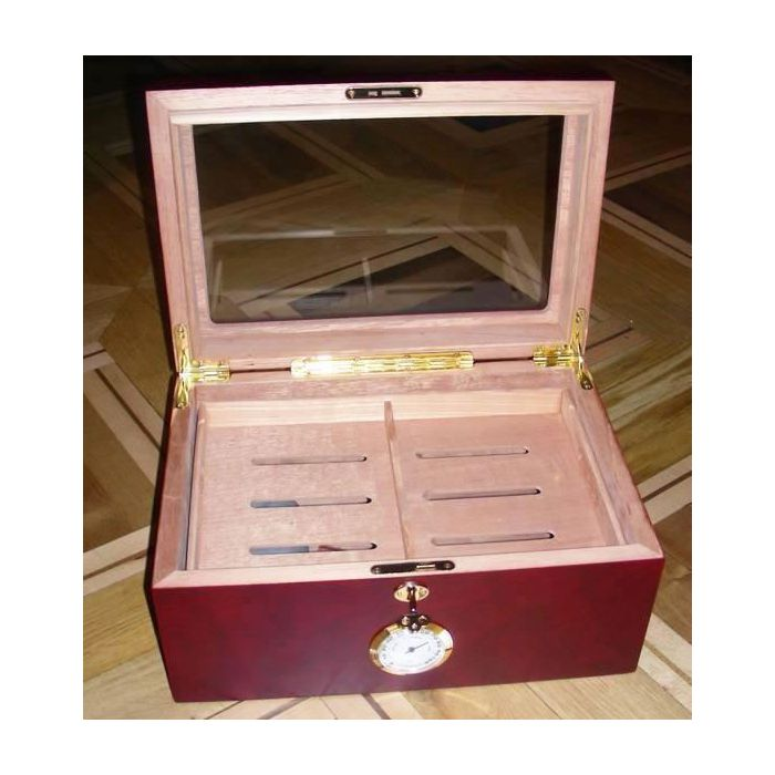 Humidor KGD 90 rot