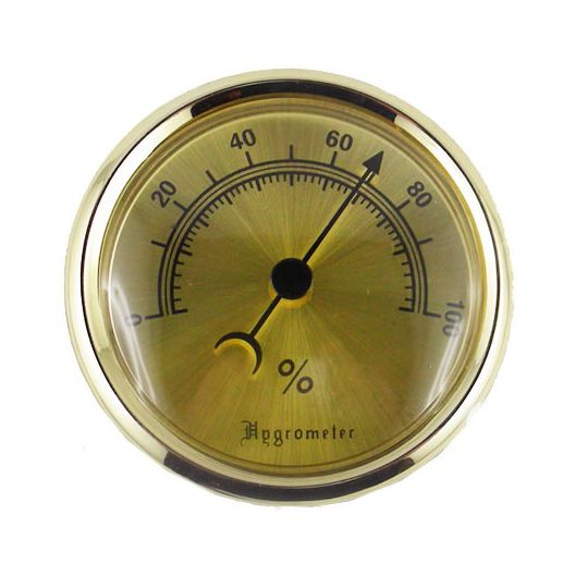 Hygrometer analog Classic gross Ø 74 mm