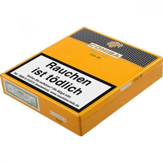 Cohiba Cigarillos Club-20er
