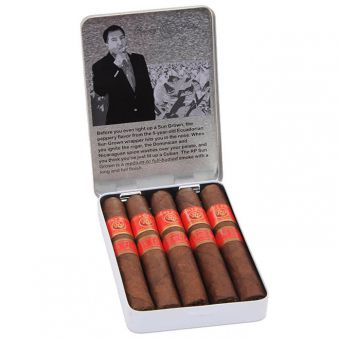 Rocky Patel Sun Grown Juniors-5er