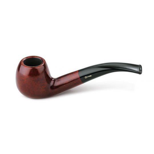 Savinelli Como 9 mm dark brown smooth 626