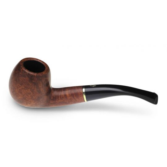 Savinelli Appia 9 mm dark brown smooth 626
