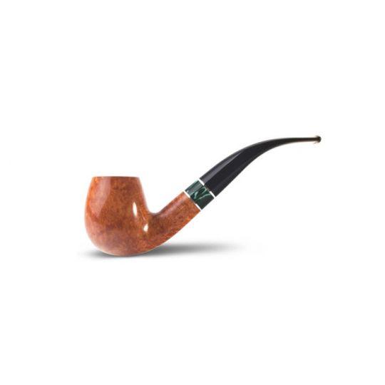 Savinelli Impero 9 mm light brown smooth 602