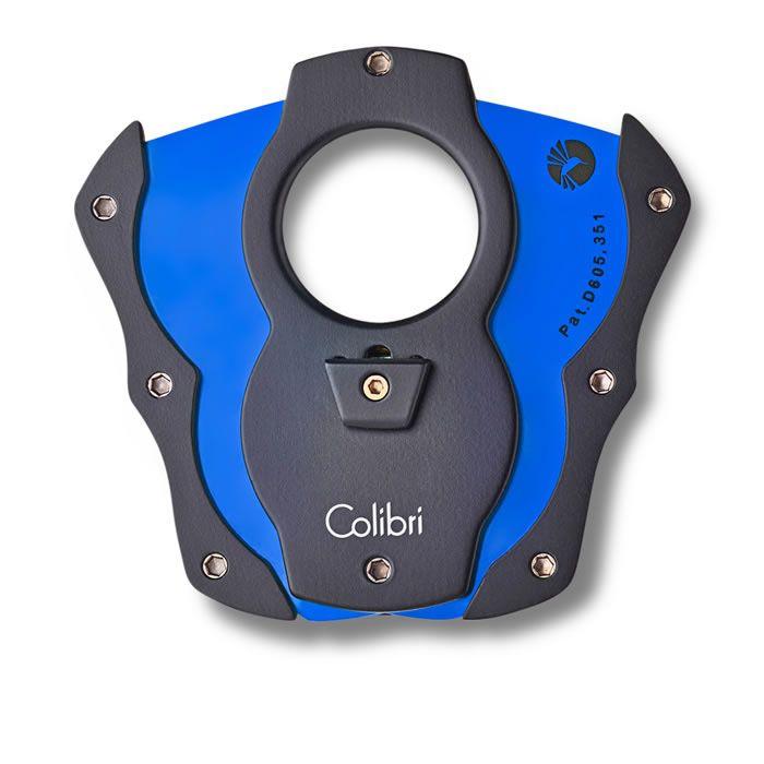 Colibri Cutter Black Blue