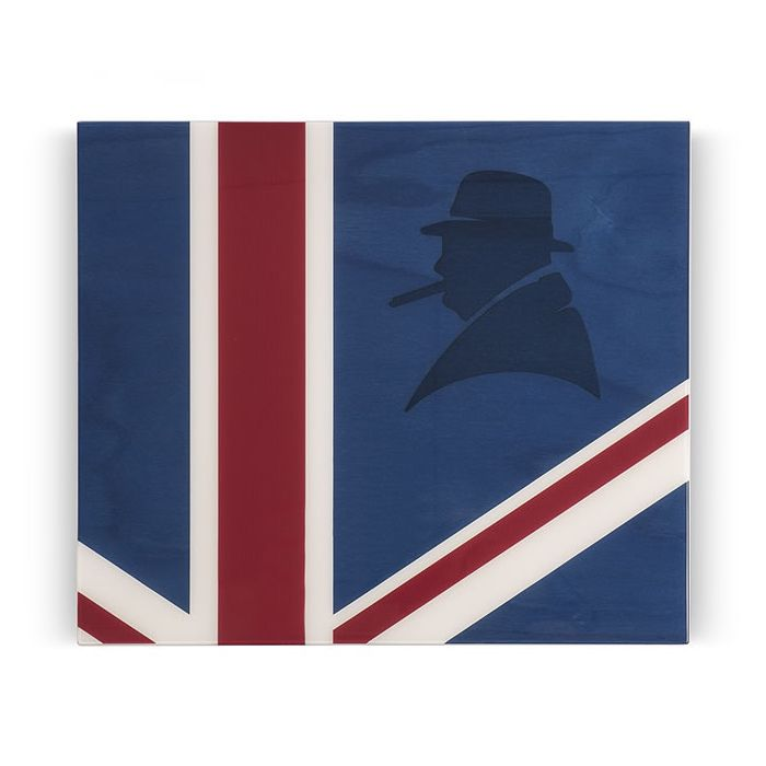 Davidoff Humidor WSC Primos Union Jack