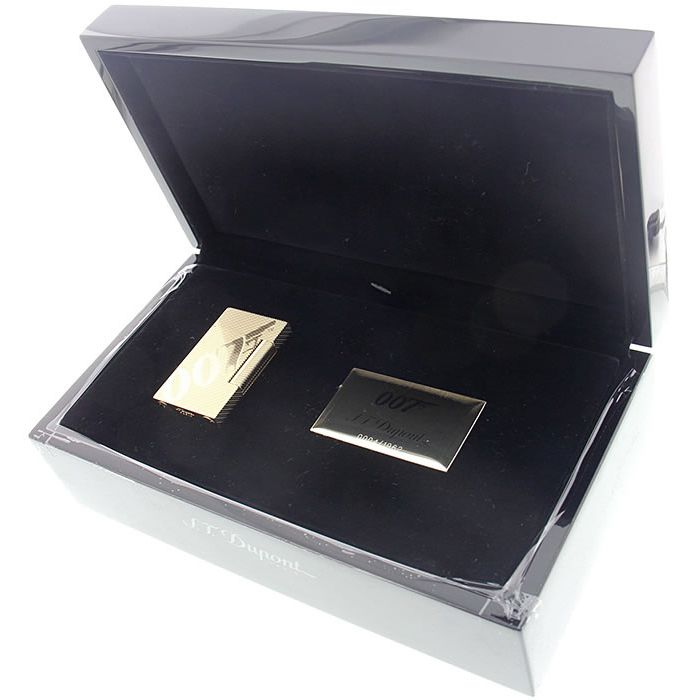 S.T. Dupont L2 James Bond Gold