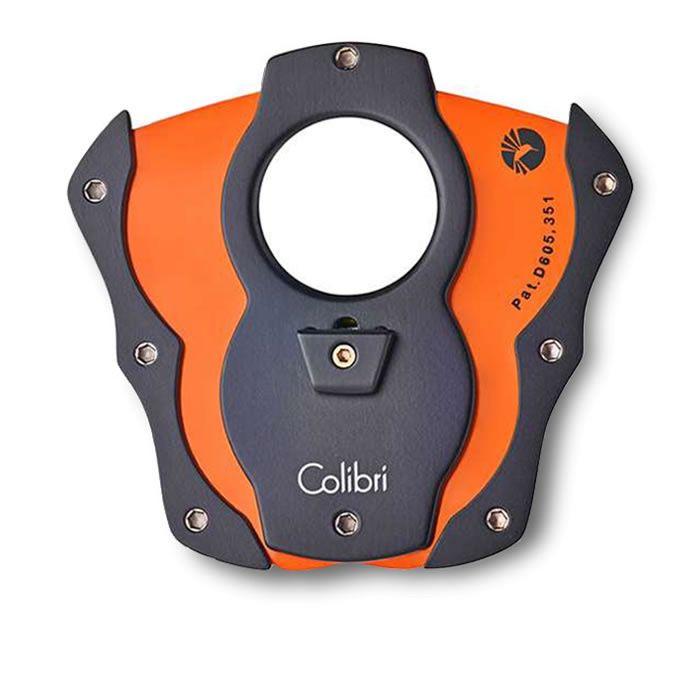 Colibri Cutter Black Orange