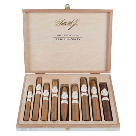 Davidoff Premium Selection 9er - das Festtags-Zigarrensortiment