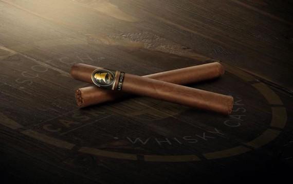 Zigarre des Monats  Davidoff WSC The Late Hour Churchill  4er / 20er mit Zusatzrabatt