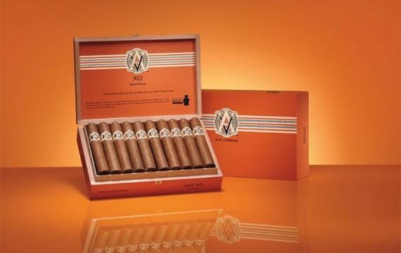 Zigarre des Monats  AVO XO Intermezzo  4er/20er - mit Zusatzrabatt