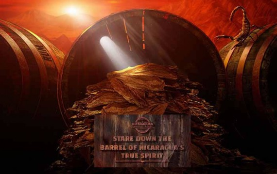Zigarre des Monats  Camacho Nicaraguan Barrel Aged Gordo  20er - mit Zusatzrabatt