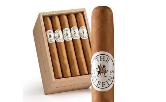 Zigarre des Monats  The Griffin's Robusto  4er/20er - mit Zusatzrabatt
