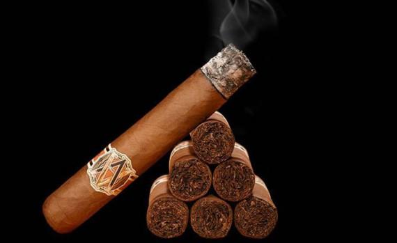Zigarre des Monats  AVO Heritage Robusto  4er/20er - mit Zusatzrabatt