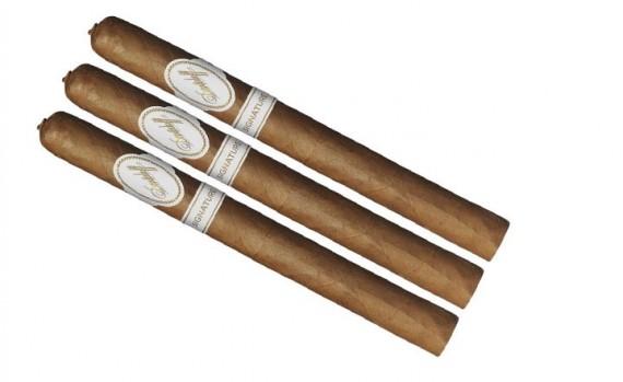 Zigarre des Monats  Davidoff Signature No.2  5/10/20er/4 Tubo/20 Tubo - mit Zusatzrabatt