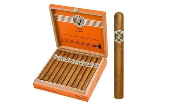Zigarre des Monats  AVO XO Preludio  5er / 20er - mit Zusatzrabatt