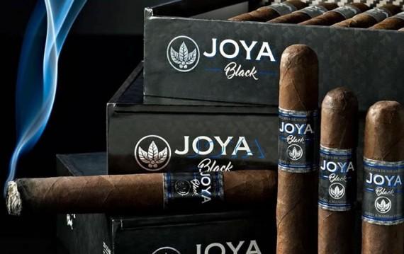 Neu im Shop  Joya de Nicaragua Black  Nocturno / Robusto / Toro
