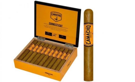 Zigarre des Monats  Camacho Conneticut Toro   4er / 20er mit Zusatzrabatt