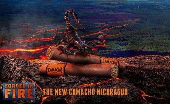 Zigarre des Monats  Camacho Nicaragua Toro  20er mit Zusatzrabatt