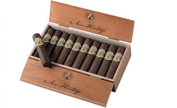 Zigarre des Monats  AVO Heritage Short Robusto  25er mit Zusatzrabatt
